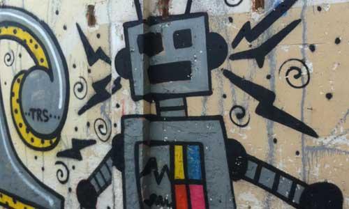 arte urbano Barcelona digerible