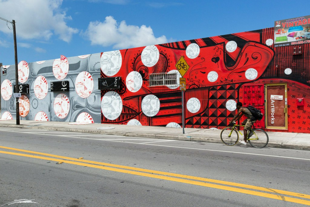How & Nosm, Arte urbano, Miami, digerible