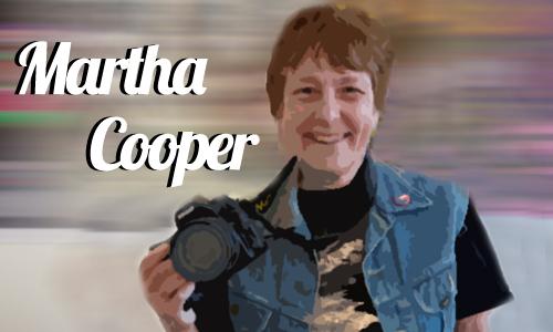 Martha Cooper, arte urbano Barcelona