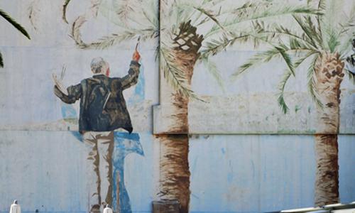 Cannes, arte urbano, Francia