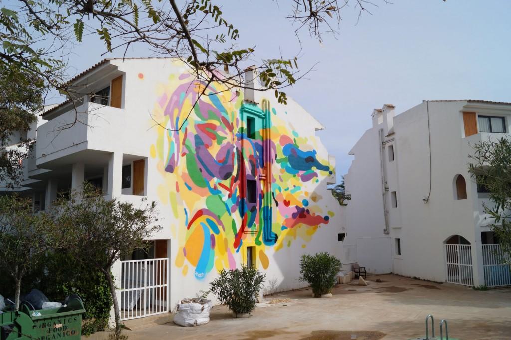 Bet Art 2016, arte urbano Mallorca