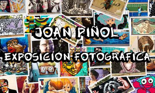 Exposición de arte urbano Barcelona