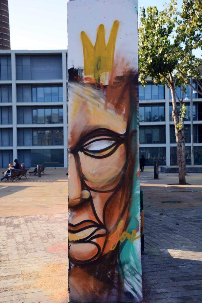 Rim Chiaradia arte urbano exposición de arte