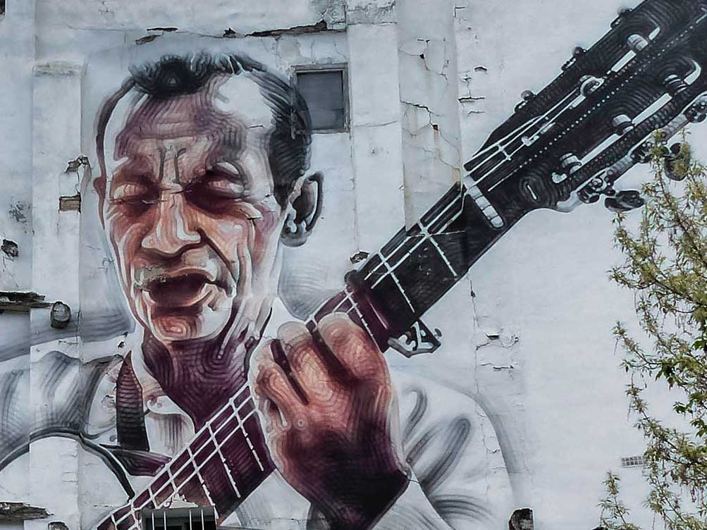 EL MAC, Arte urbano en Tudela
