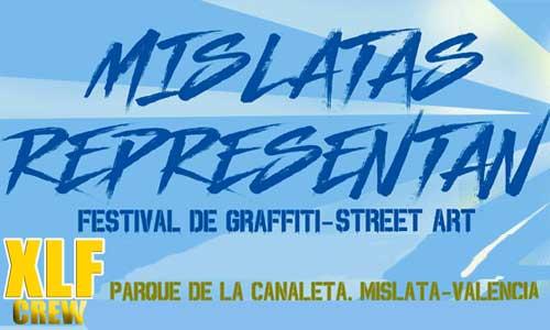 festival Arte Urbano, Mislata, Valencia