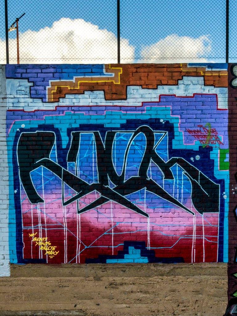 Arte Urbano en Vic
