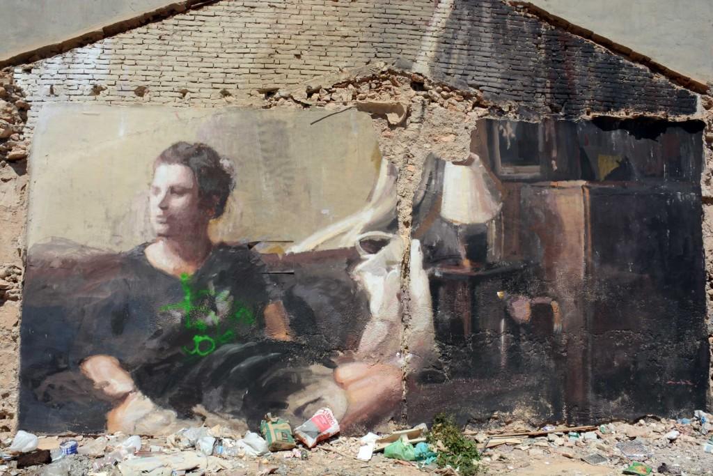 Arte Urbano Los Alcázares