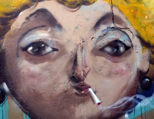 Raúl Ariño arte urbano en Barcelona
