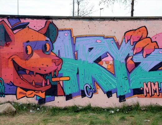 arte urbano Granollers Barcelona