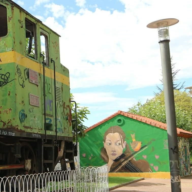 Arte urbano La Bañeza León España