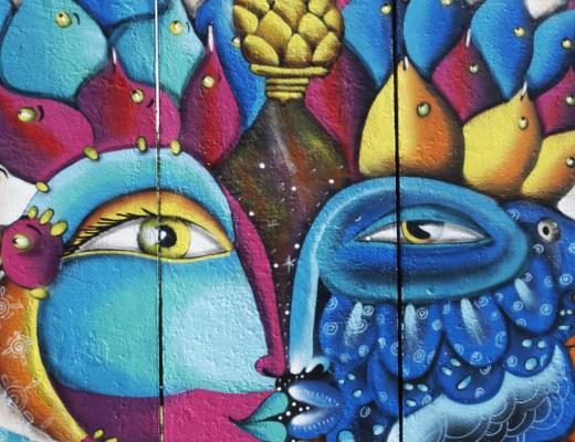 UnKolorDistinto arte urbano BerlínUnKolorDistinto arte urbano Berlín
