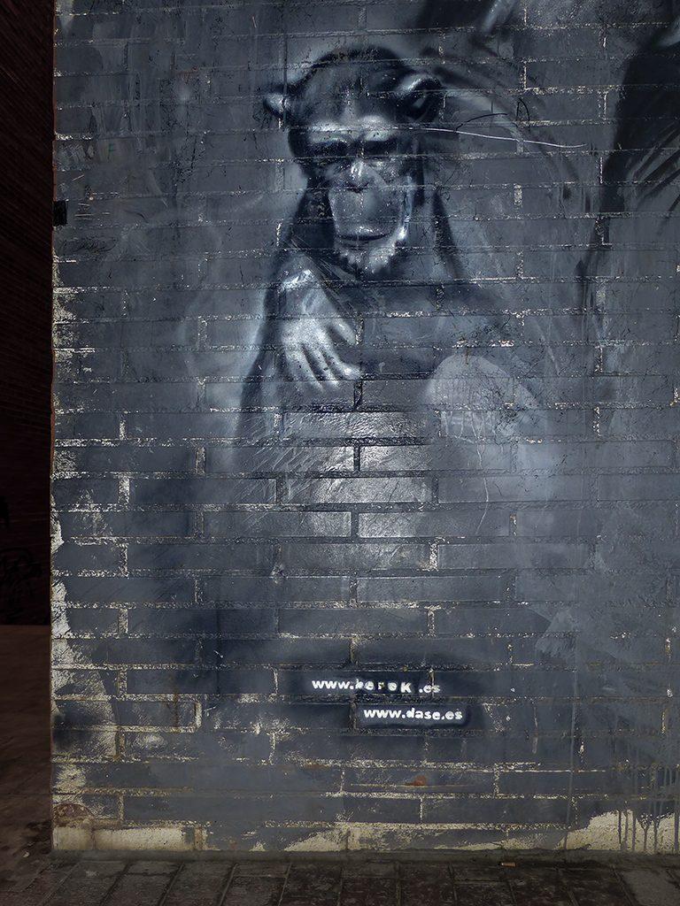 Arte urbano Berok y Dase
