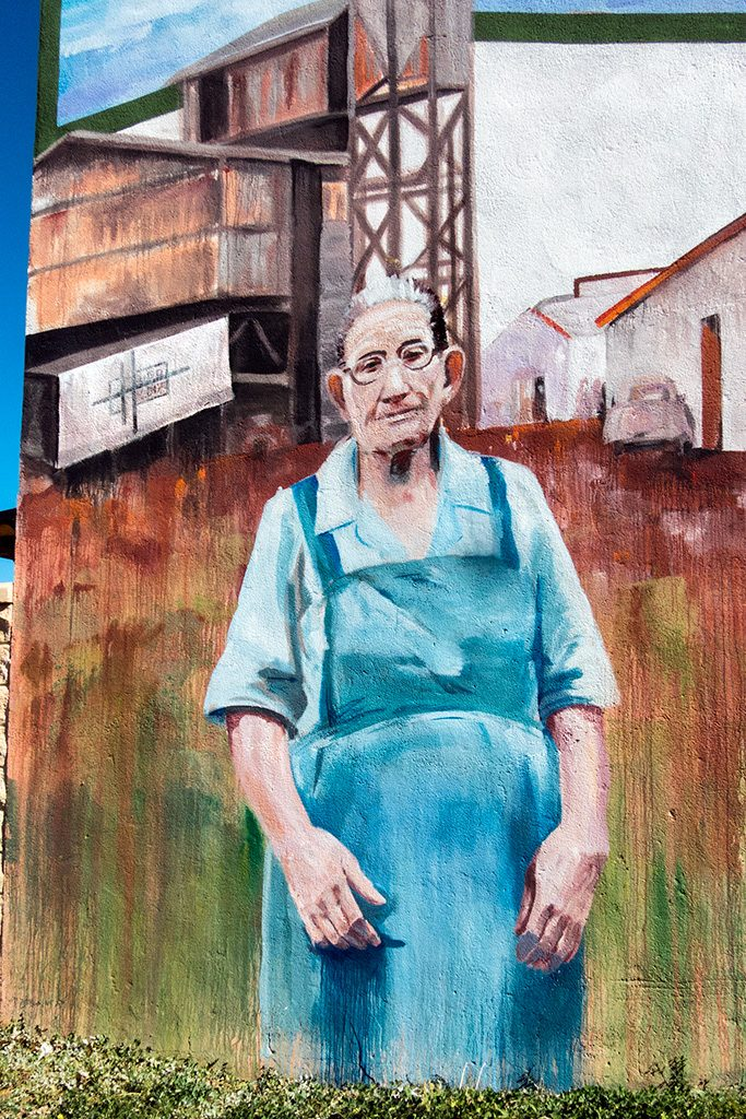 Arte urbano Hugo Casanova, Teruel