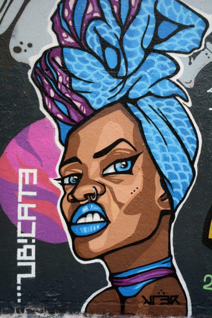 arte urbano Barcelona, KLER, HOST 1312, JOTAPE PAX, SETABCN,
