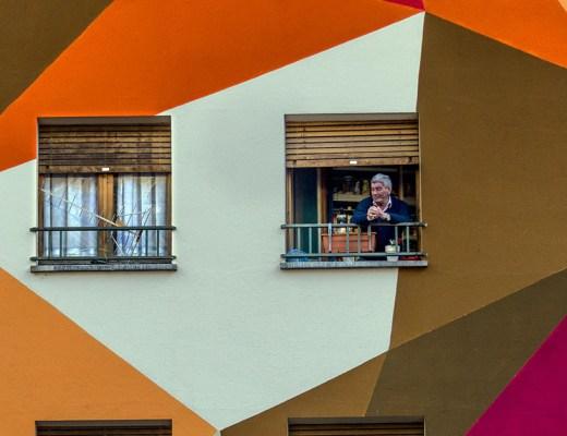 Tito Farré Canelles arte urbano Andorra
