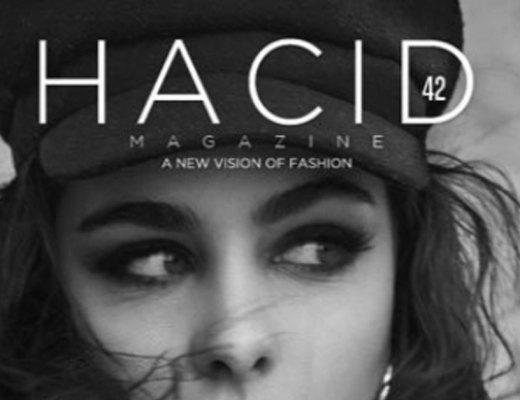 Verónica Ettedgui Hacid Magazine