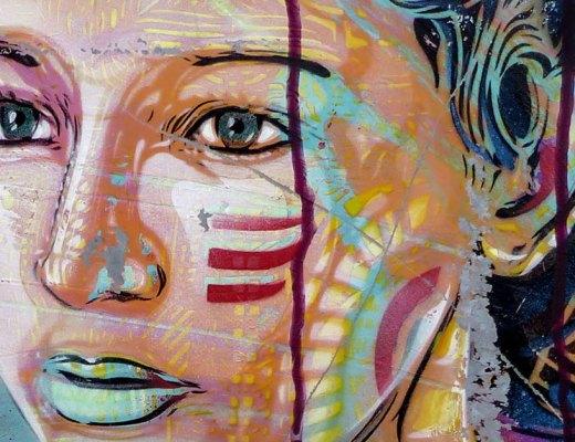 Arte urbano C215 Tudela - spain