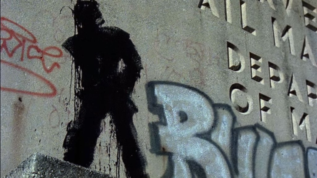 arte urbano Shadowman, Richard Hambleton