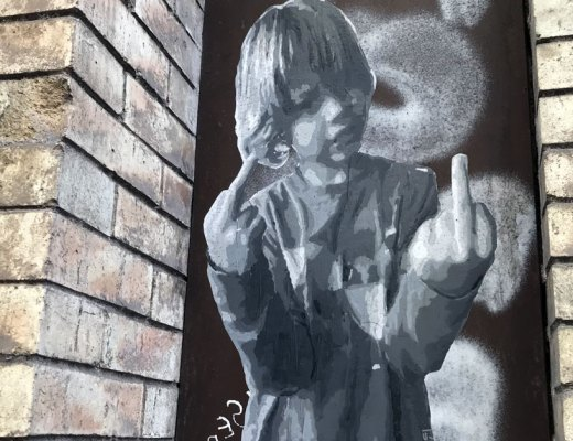 Arte urbano de Rockaxson en Barcelona, Hacid Magazine