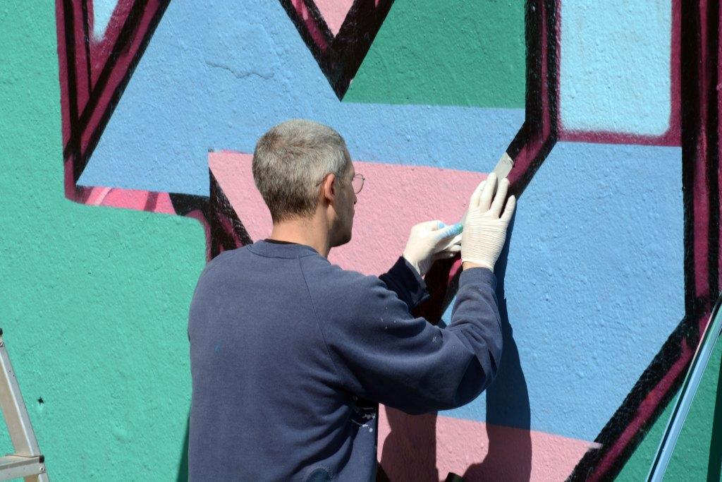 Joys arte urbano en Barcelona