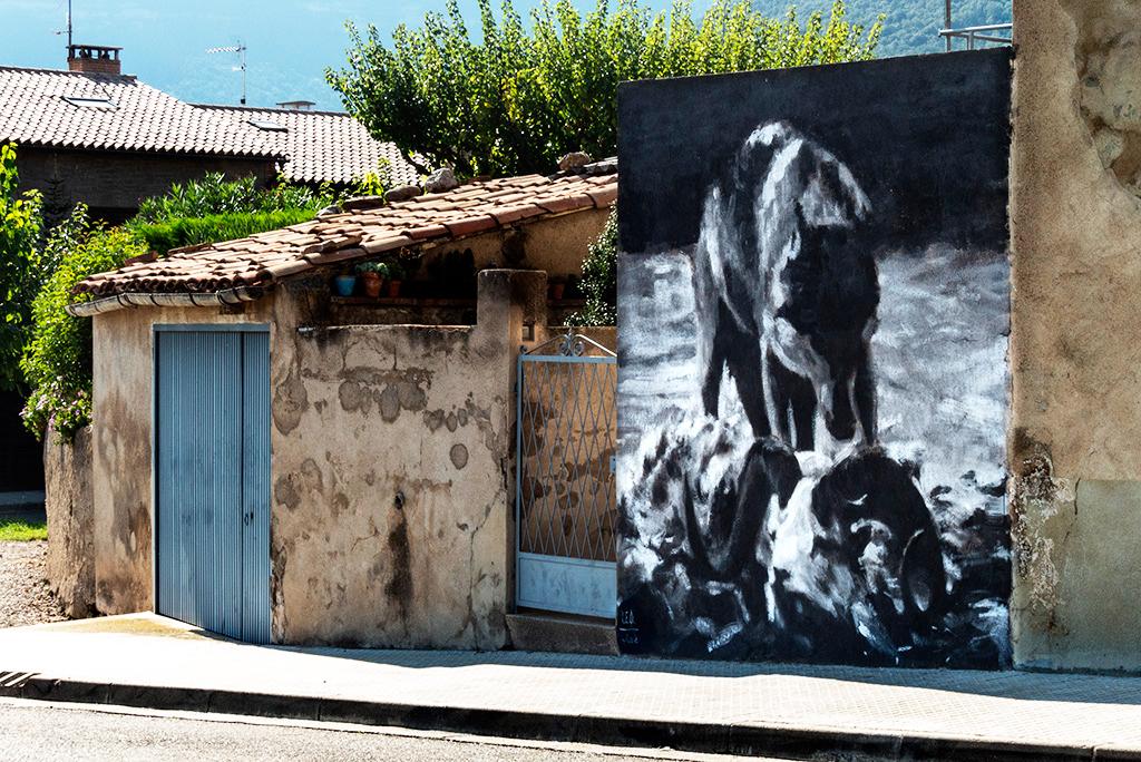 arte urbano Vlada & L.E.O Avià