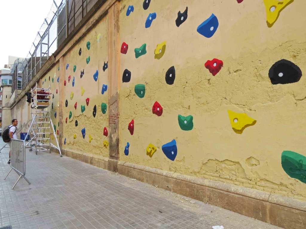 Arte urbano Ús Barcelona 2018