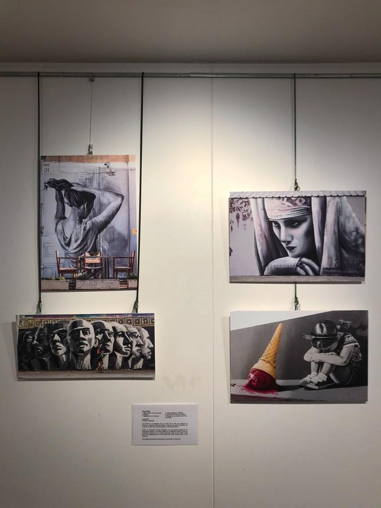 arte urbano exposición Barcelona