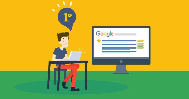 Como colocar su negocio en la primera página de Google