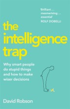 The Intelligence Trap Cover