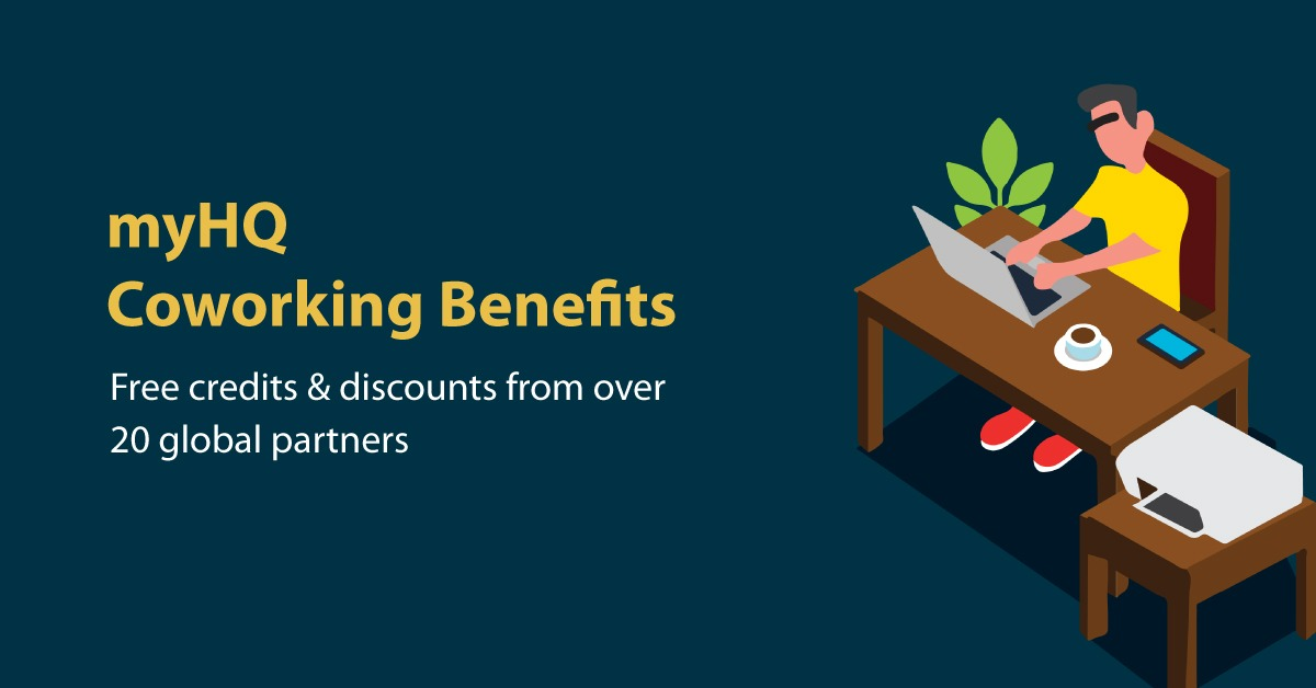 myHQ Introduces Coworking Benefits Worth 3 Lacs For Its Community