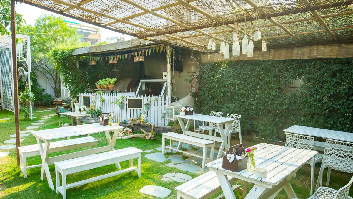 Cafe Soul Garden Is Our New Pick And We Can Bet It's Your Dream Workspace