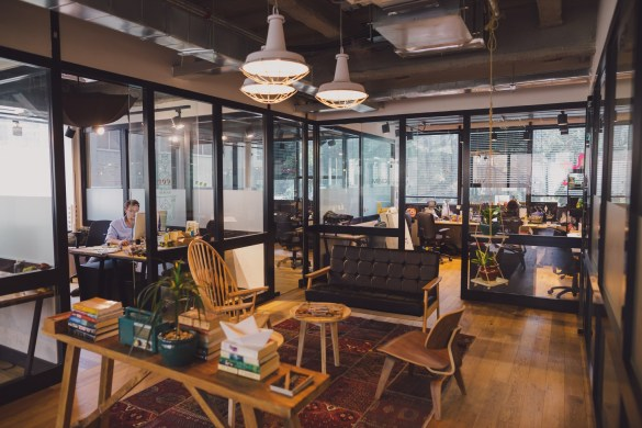 office spaces in delhi