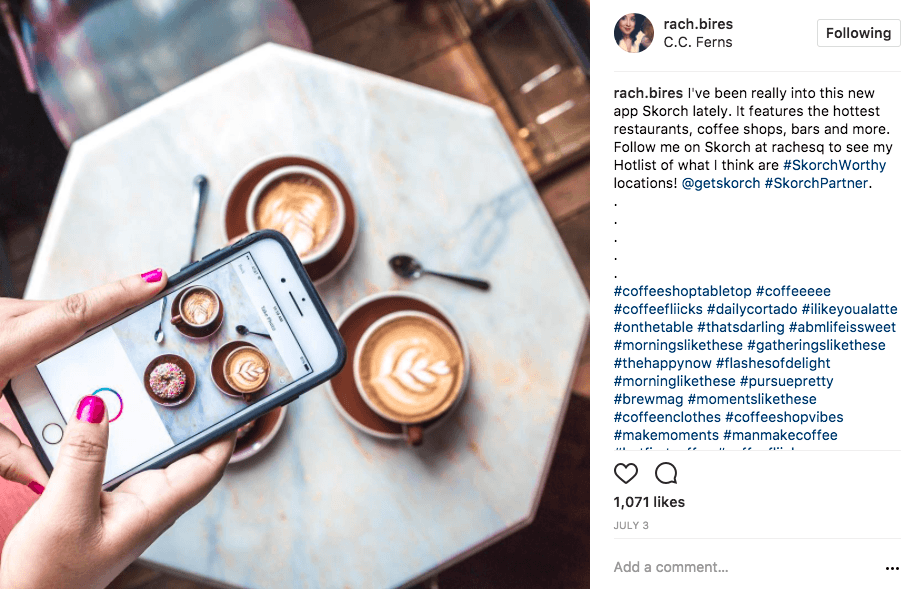 social media influencer job image2