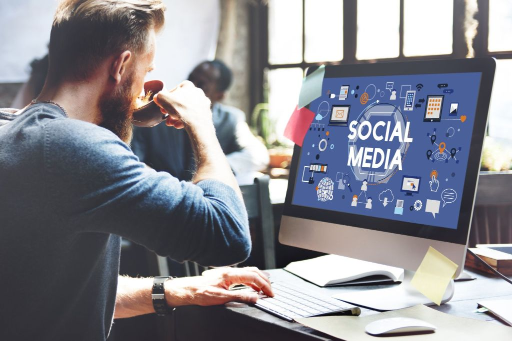 Benefits of social media marketing - 1