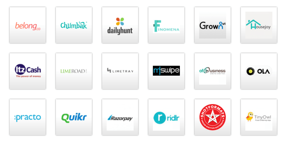 top VC firms in India - Matrix Partners