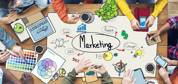 digital marketing agency in Delhi - myHQ