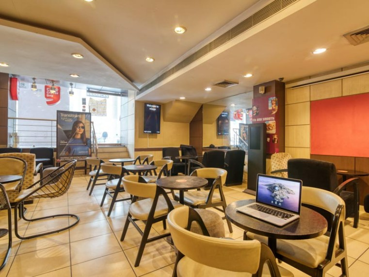 coworking spaces in CP - CCD L block