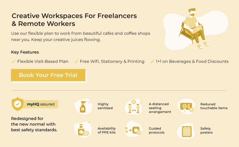 Creative Workspaces for Remote Workers and Freelancers