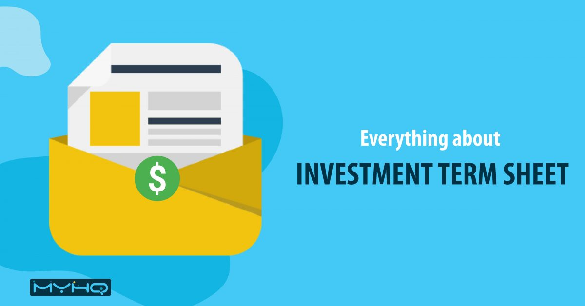 Here's Everything You Should Know About Investment Term Sheet