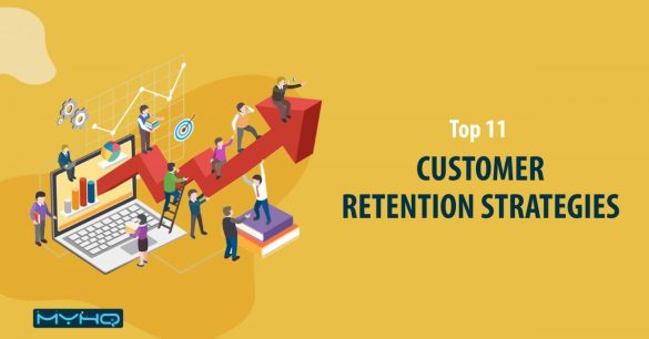 customer retention strategies myHQ