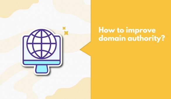 improve domain authority myHQ