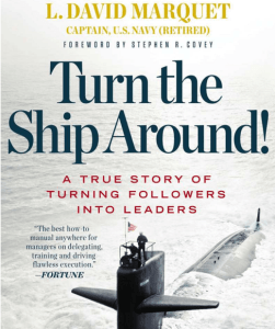 best leadership books - Turn The Ship Around