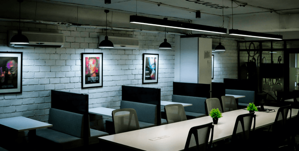 coworking space in Nehru Place - Workly