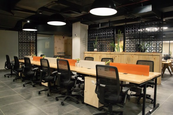 coworking space in West Delhi myHQ cover