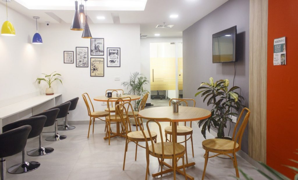 cheapest coworking space in Gurgaon - InstaOffice