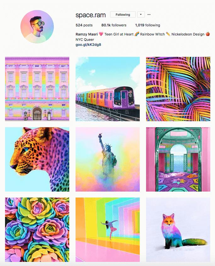 Instagram feed ideas - 1