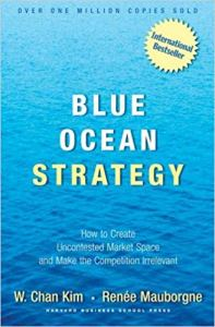 business strategy books - blue ocean strategy