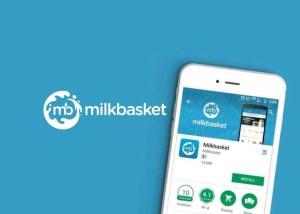 Promising Startups In India - Milkbasket