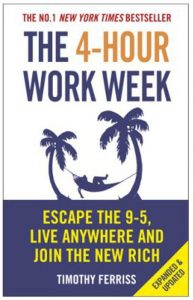 top business books of all time - The 4 Hour Work Week