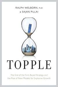 business strategy books - topple